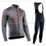 2019 Maillot Northwave Termico Pantalones Con Peto Gris