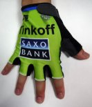 2015 Saxo Bank Tinkoff Guantes verde